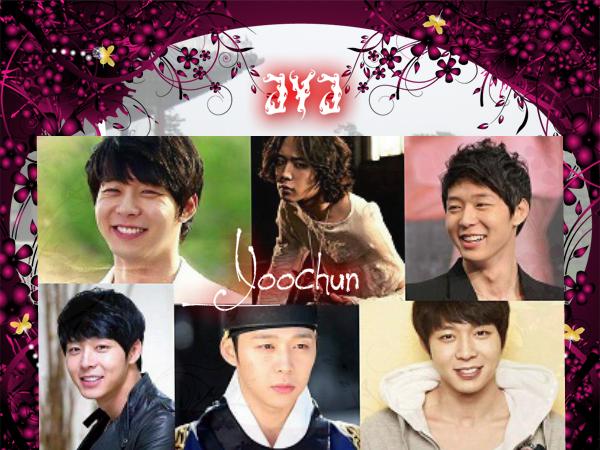 Park min Young Yoochun dating